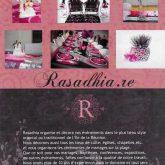 Création de flyer rasadhia Recto